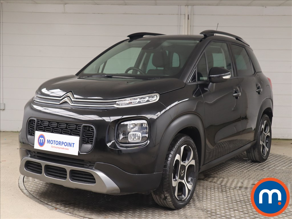 Citroen C3 Aircross 1.5 BlueHDi Flair 5dr [6 speed] - Stock Number 1132579 Passenger side front corner