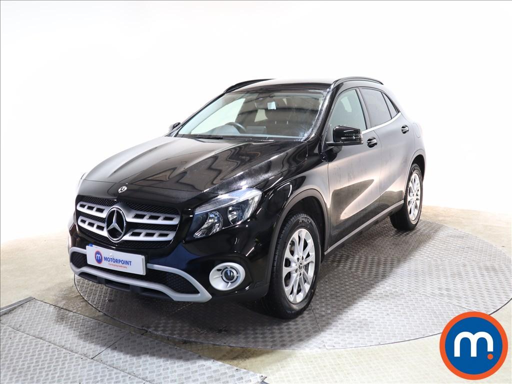 Mercedes-Benz GLA SE - Stock Number 1143968 Passenger side front corner