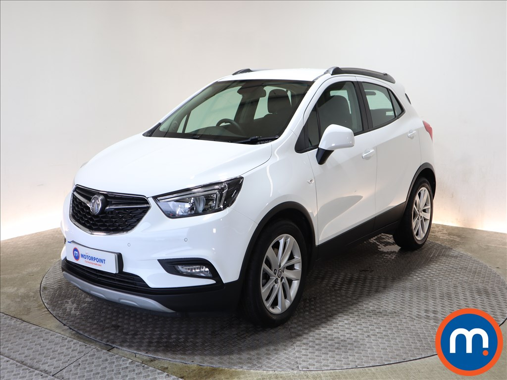 Vauxhall Mokka X 1.4T Active 5dr Auto - Stock Number 1146175 Passenger side front corner