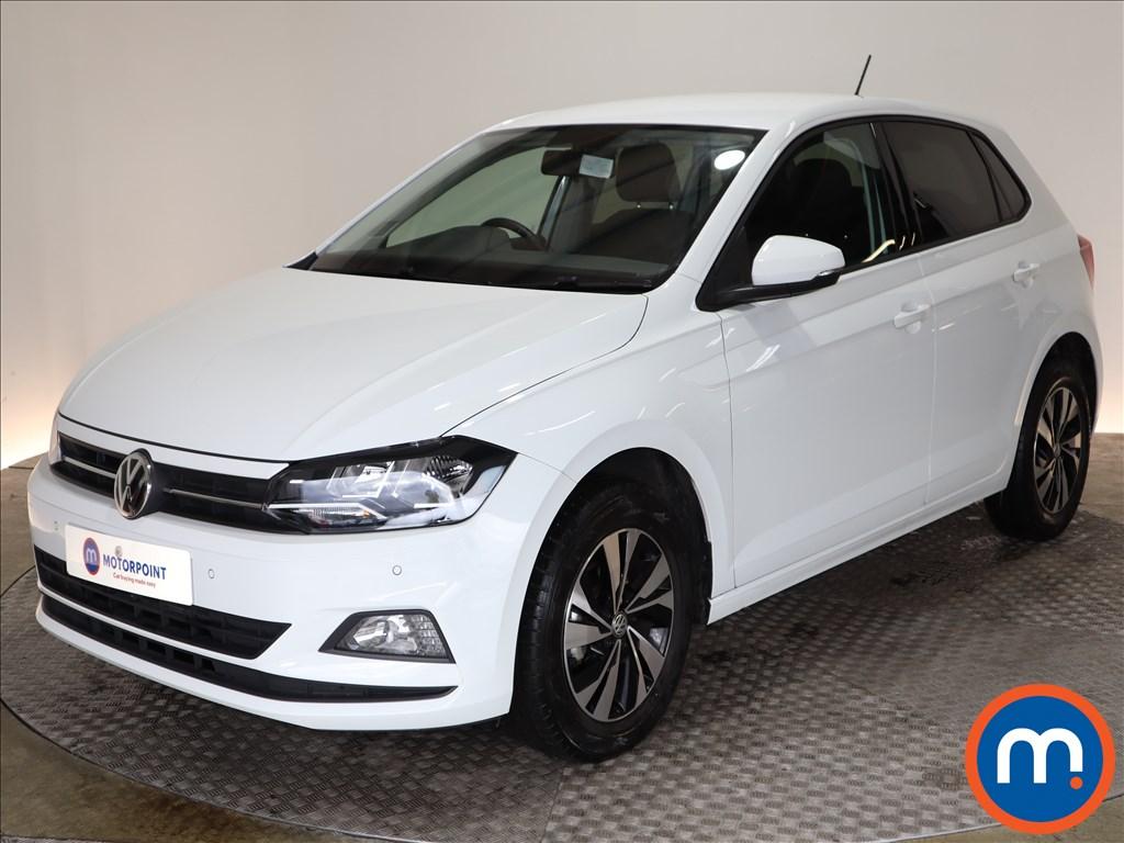 Volkswagen Polo 1.0 EVO 80 Match 5dr - Stock Number 1147920 Passenger side front corner