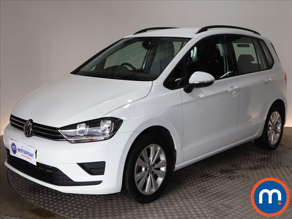Volkswagen Golf Sv SE - Stock Number 1143909 Passenger side front corner