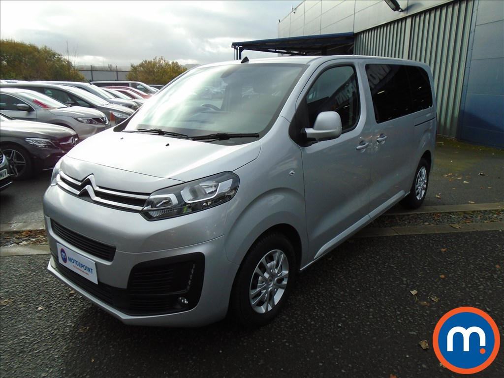 Citroen Space Tourer Business - Stock Number 1137835 Passenger side front corner