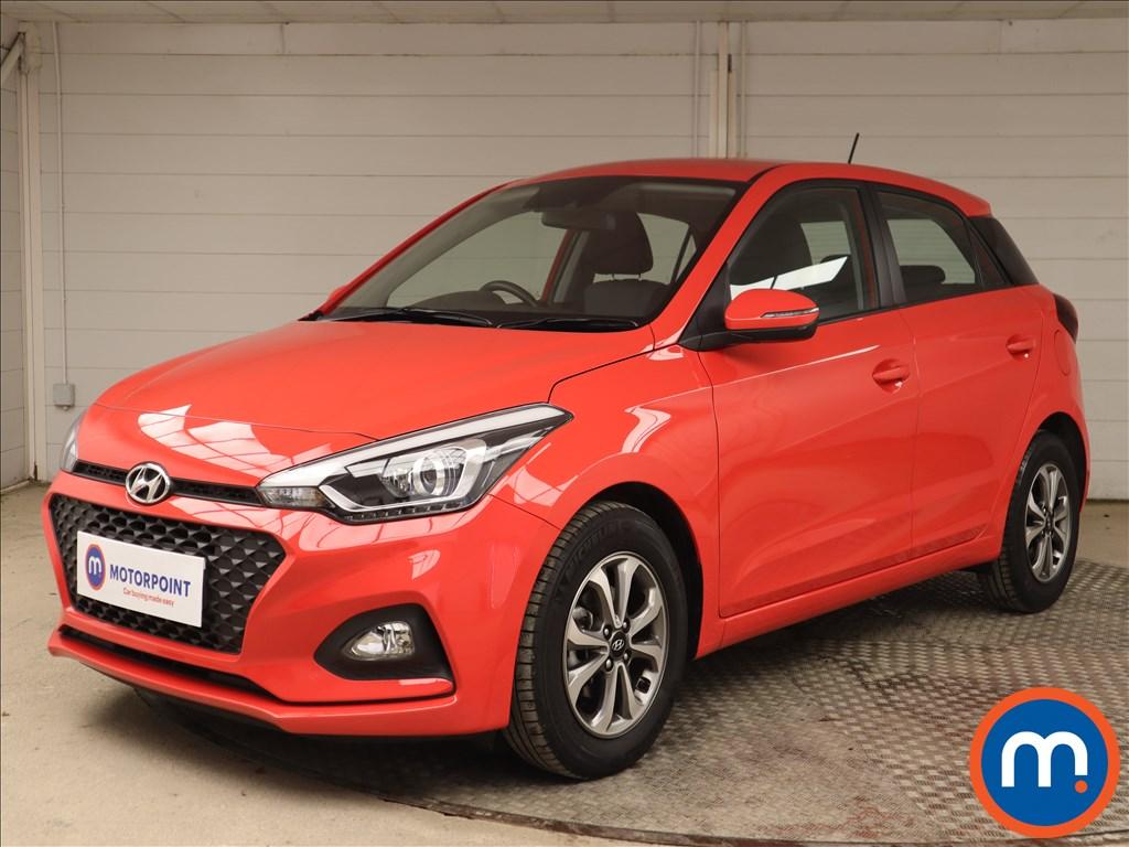 Hyundai I20 1.2 MPi SE 5dr - Stock Number 1147340 Passenger side front corner