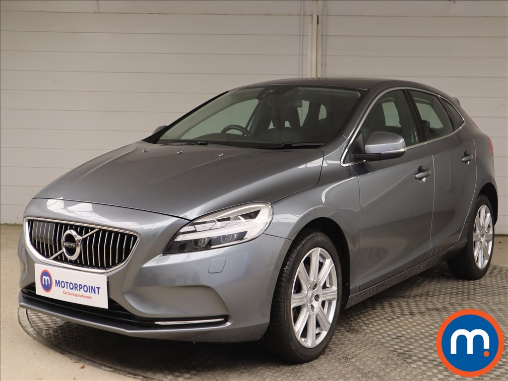 Volvo V40 T3 [152] Inscription 5dr - Stock Number 1143518 Passenger side front corner