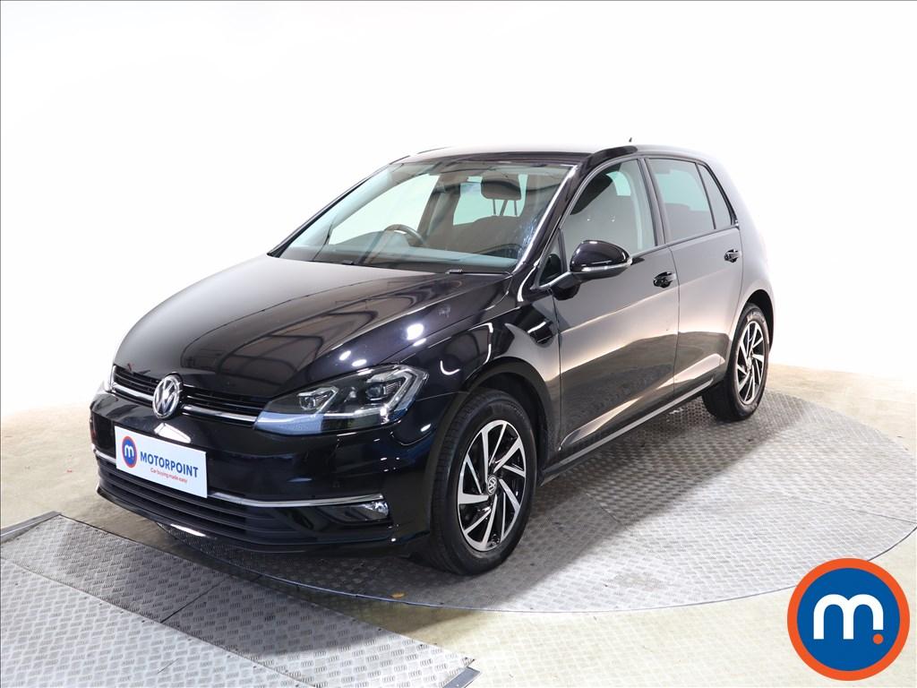Volkswagen Golf Match Edition - Stock Number 1148799 Passenger side front corner
