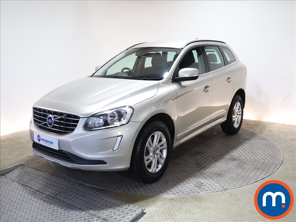 Volvo Xc60 D4 [190] SE Nav 5dr [Leather] - Stock Number 1145271 Passenger side front corner