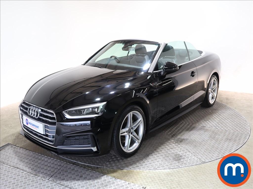 Audi A5 S Line - Stock Number 1145276 Passenger side front corner