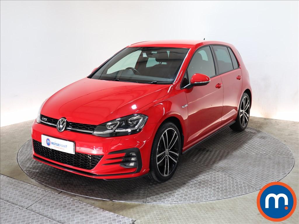 Volkswagen Golf GTD - Stock Number 1146309 Passenger side front corner