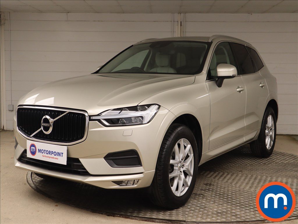 Volvo Xc60 2.0 D4 Momentum Pro 5dr AWD Geartronic - Stock Number 1148443 Passenger side front corner