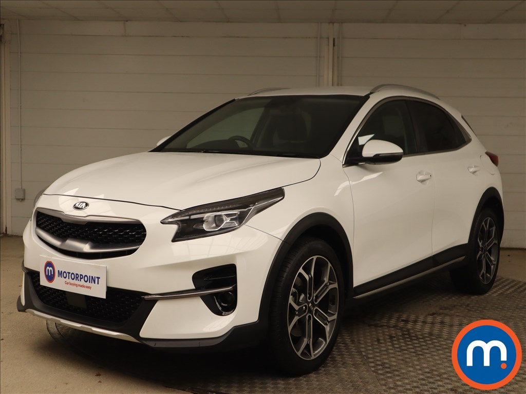 KIA Xceed 1.4T GDi ISG 3 5dr - Stock Number 1126080 Passenger side front corner