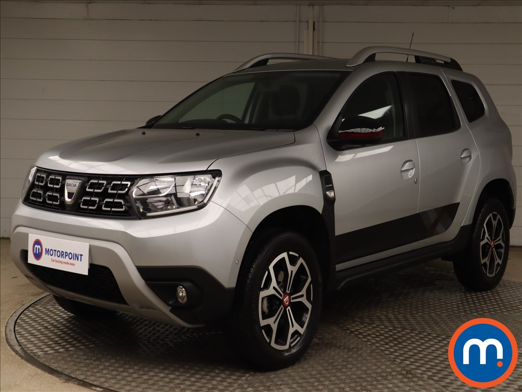 Dacia Duster 1.3 TCe 130 Techroad 5dr - Stock Number 1146479 Passenger side front corner