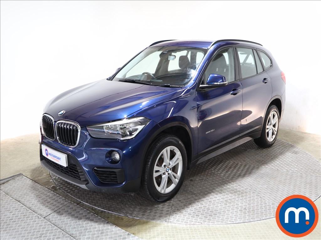 BMW X1 sDrive 18d SE 5dr - Stock Number 1147620 Passenger side front corner