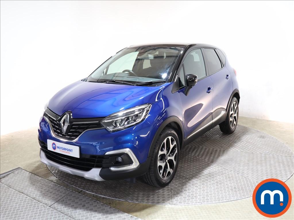 Renault Captur GT Line - Stock Number 1149266 Passenger side front corner
