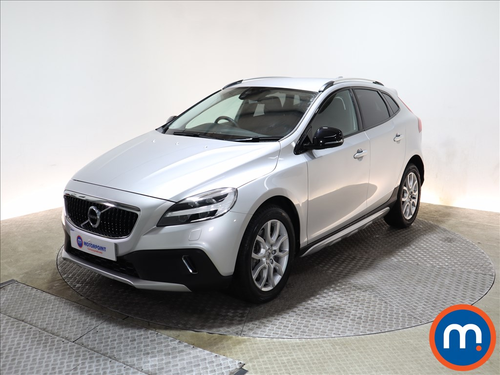 Volvo V40 T3 [152] Cross Country Pro 5dr Geartronic - Stock Number 1149184 Passenger side front corner