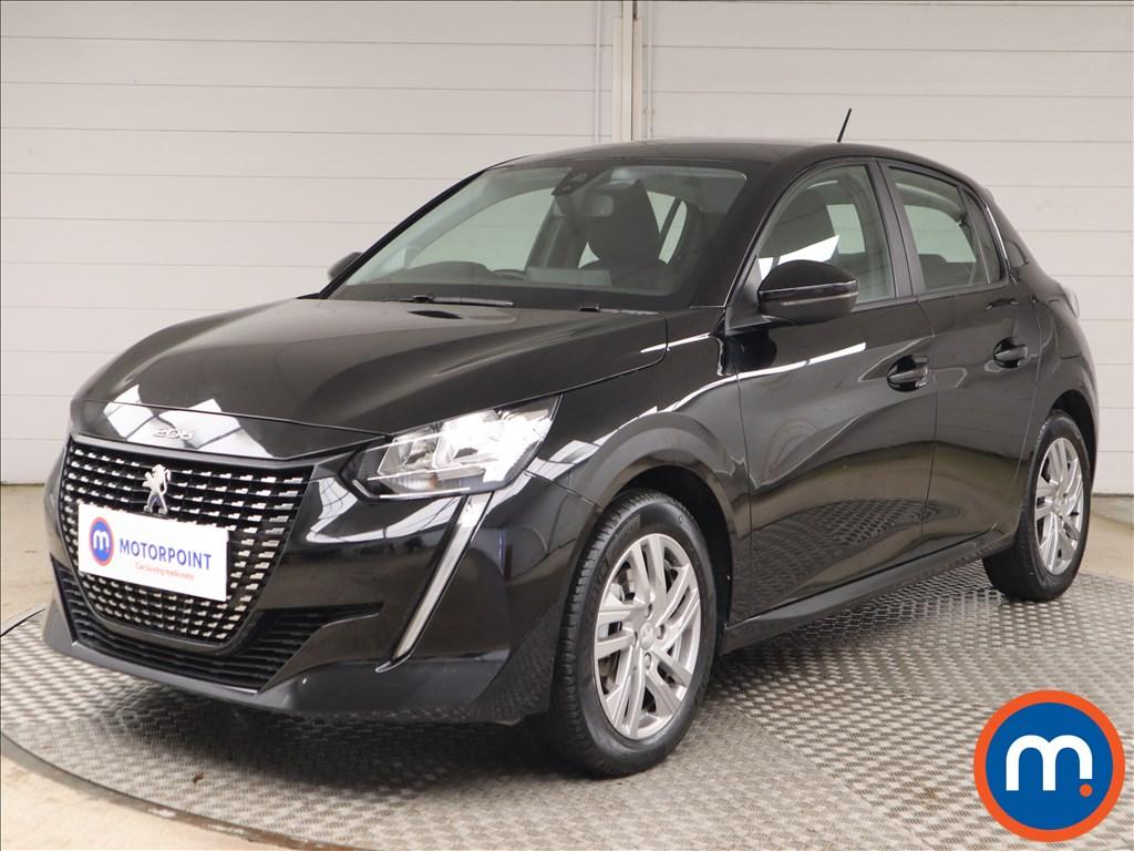 Peugeot 208 Active - Stock Number 1145306 Passenger side front corner