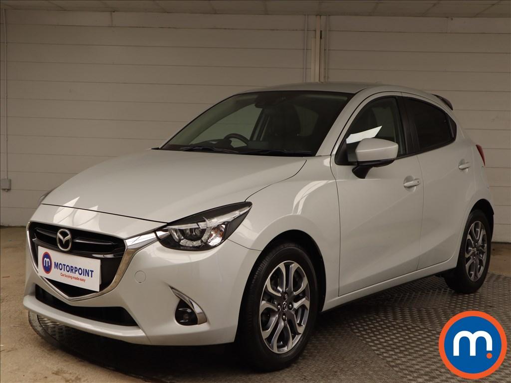Mazda 2 1.5 115 GT Sport Nav-Plus 5dr - Stock Number 1150976 Passenger side front corner