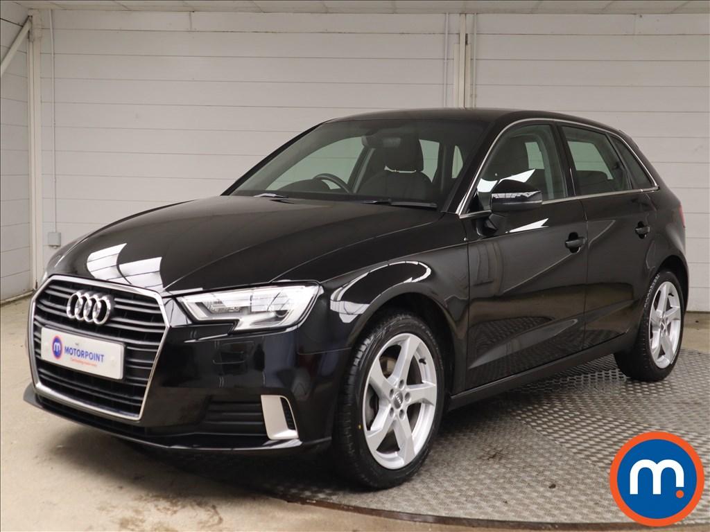 Audi A3 Sport - Stock Number 1149011 Passenger side front corner