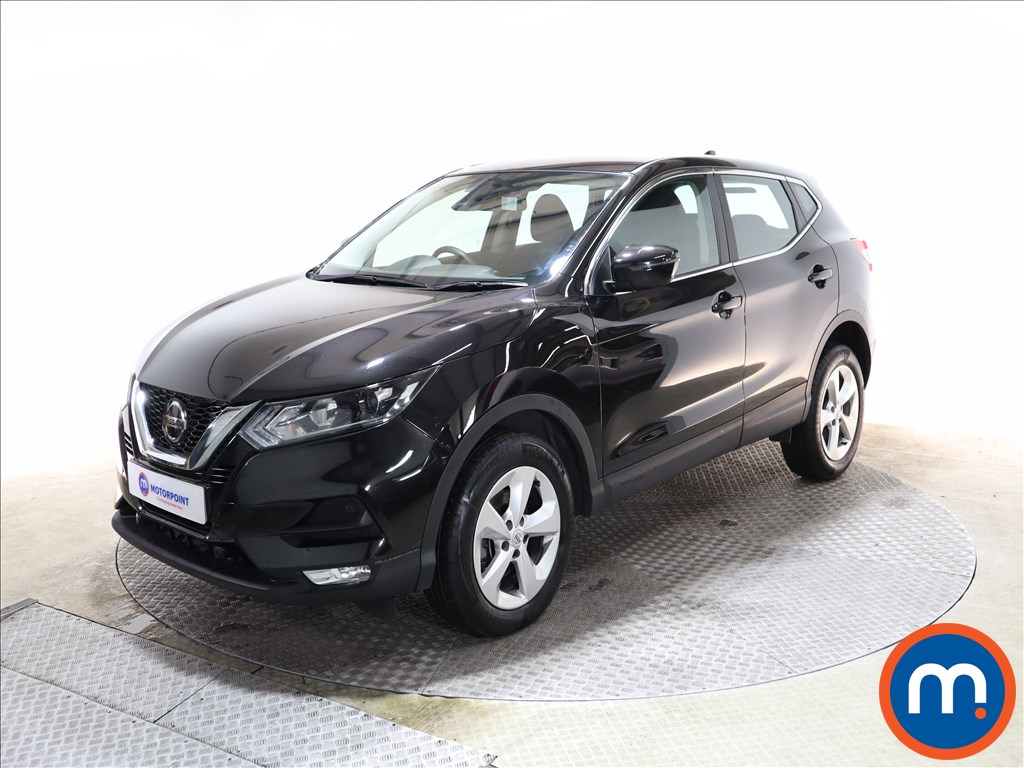 Nissan Qashqai Acenta Premium - Stock Number 1147622 Passenger side front corner
