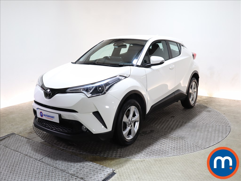 Toyota C-Hr 1.2T Icon 5dr - Stock Number 1148309 Passenger side front corner