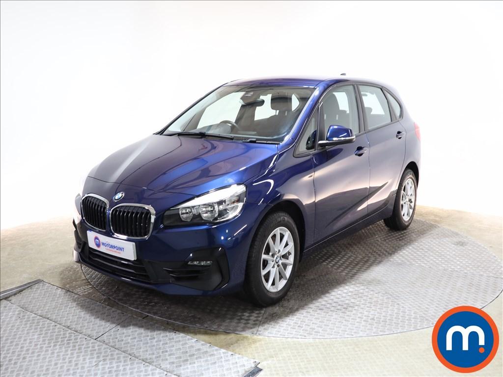 BMW 2 Series 218i SE 5dr - Stock Number 1149797 Passenger side front corner