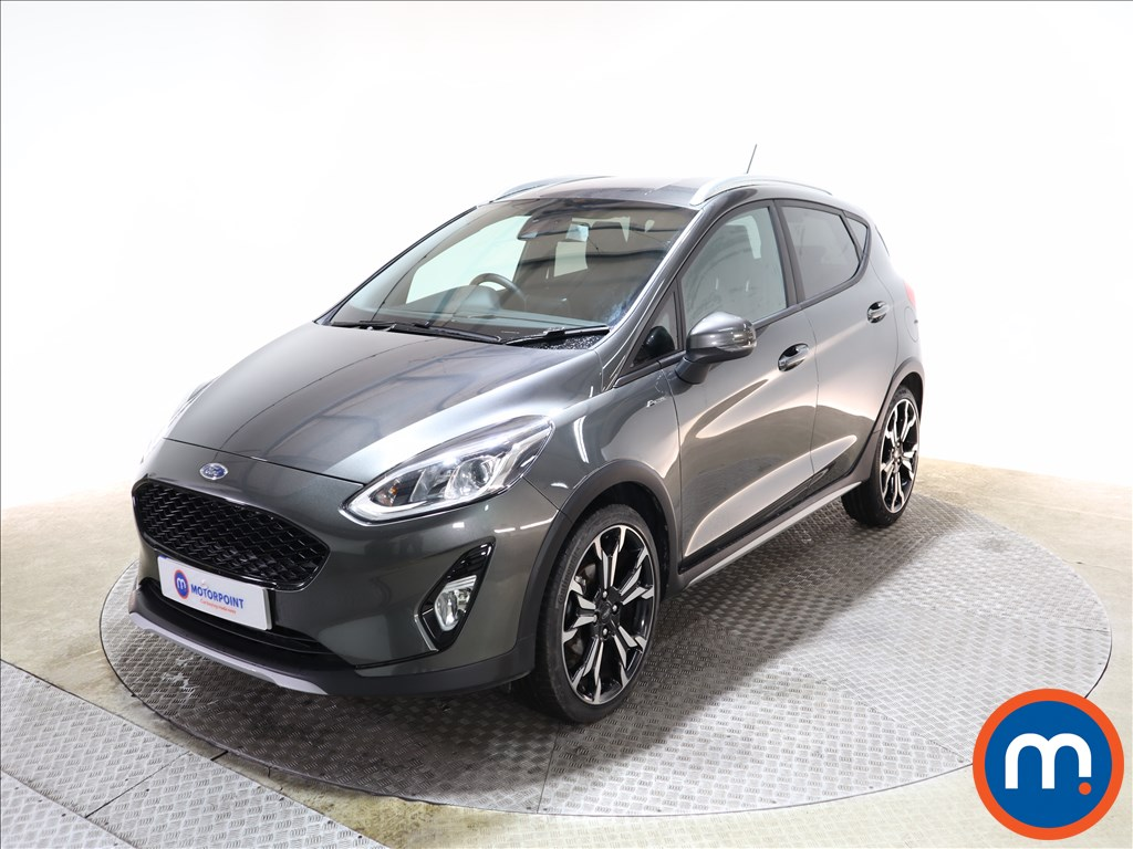 Ford Fiesta Active X Edition - Stock Number 1146745 Passenger side front corner