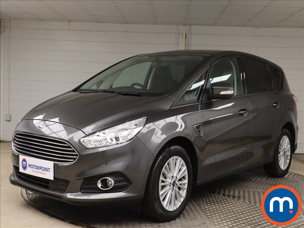 Ford S-Max 2.0 EcoBlue 150 Zetec 5dr Auto [8 Speed] - Stock Number 1148098 Passenger side front corner