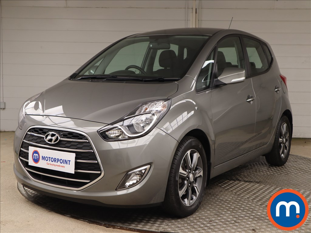 Hyundai Ix20 SE Nav - Stock Number 1146295 Passenger side front corner