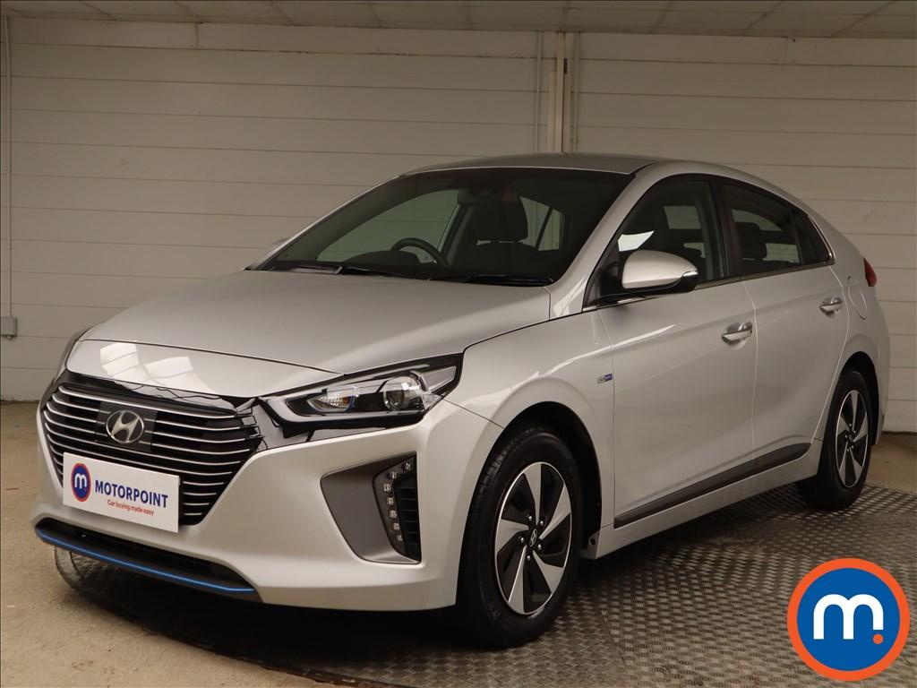 Hyundai Ioniq 1.6 GDi Hybrid Premium 5dr DCT - Stock Number 1147112 Passenger side front corner
