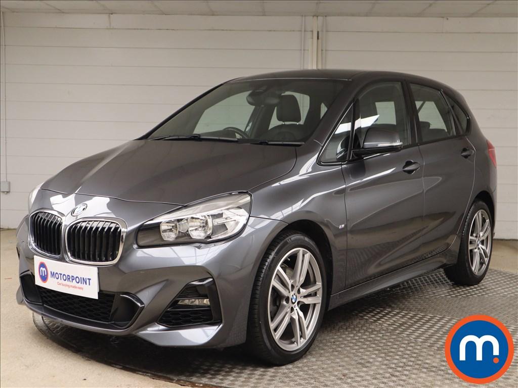 BMW 2 Series M Sport - Stock Number 1147516 Passenger side front corner