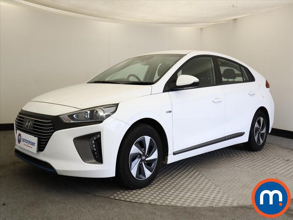 Hyundai Ioniq SE - Stock Number 1141407 Passenger side front corner
