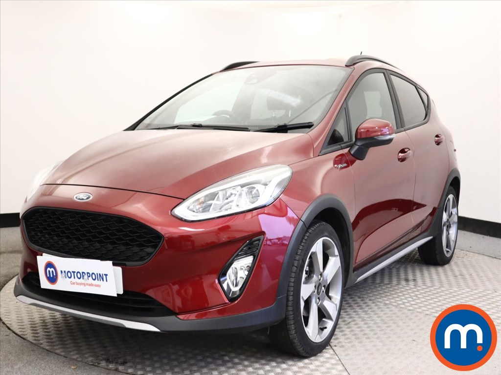Ford Fiesta Active Edition - Stock Number 1146742 Passenger side front corner