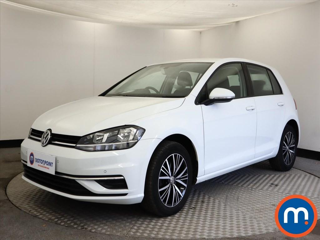 Volkswagen Golf SE - Stock Number 1147701 Passenger side front corner