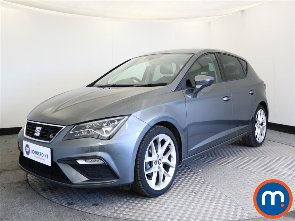 Seat Leon 1.4 TSI 125 FR Technology 5dr - Stock Number 1149082 Passenger side front corner