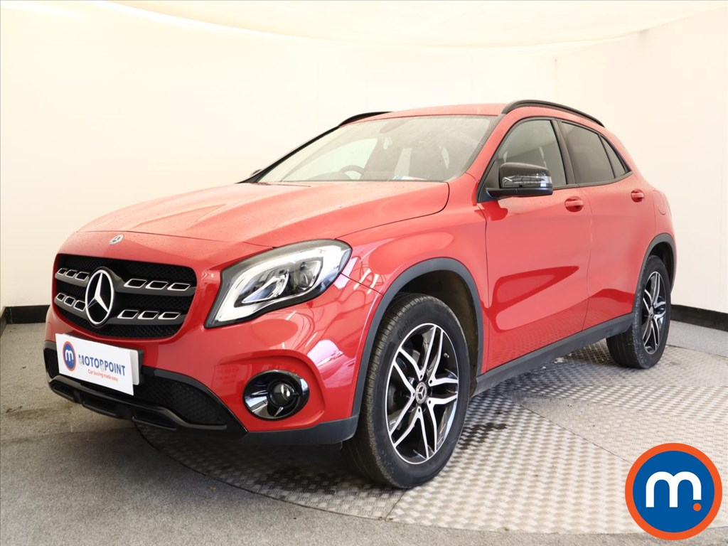 Mercedes-Benz GLA GLA 180 Urban Edition 5dr - Stock Number 1149085 Passenger side front corner