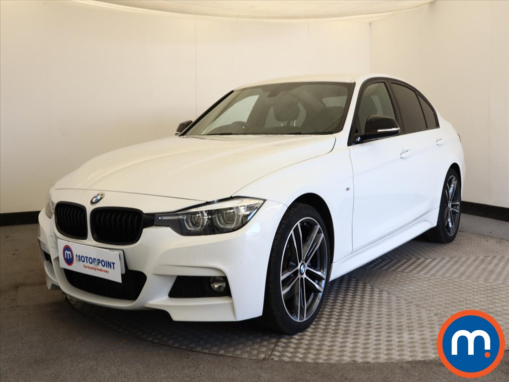 BMW 3 Series M Sport Shadow Edition - Stock Number 1150566 Passenger side front corner
