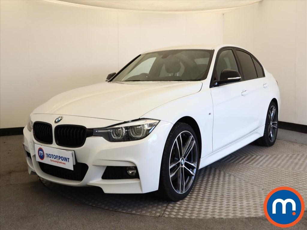 BMW 3 Series 320d M Sport Shadow Edition 4dr - Stock Number 1150566 Passenger side front corner
