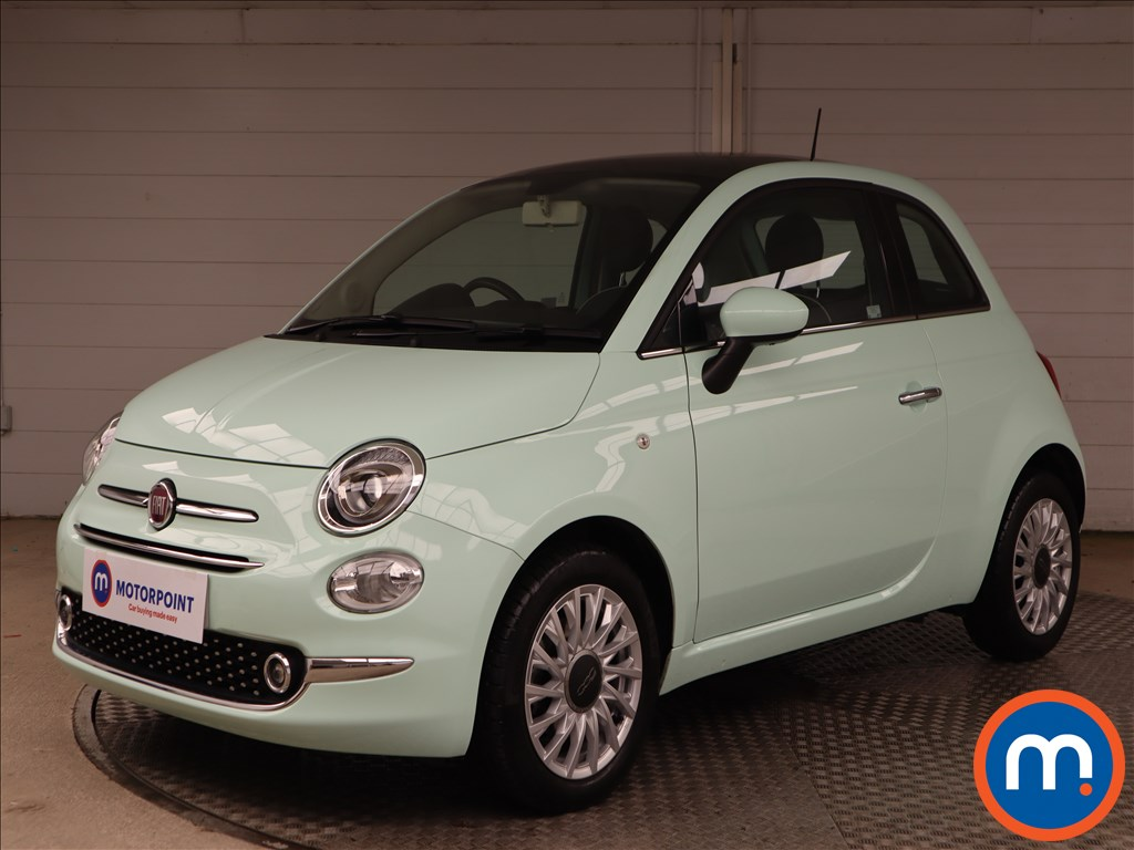 Fiat 500 1.2 Lounge 3dr - Stock Number 1149424 Passenger side front corner