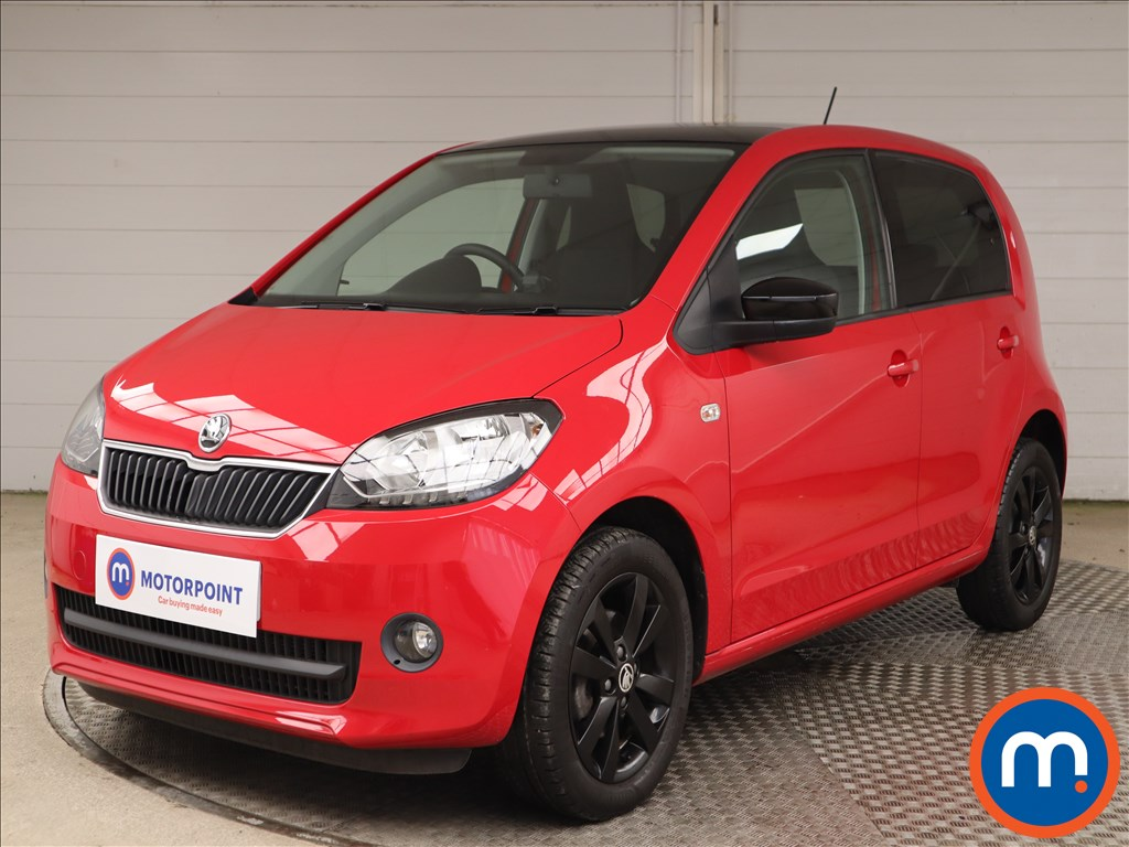 Skoda Citigo 1.0 MPI Colour Edition 5dr - Stock Number 1150193 Passenger side front corner