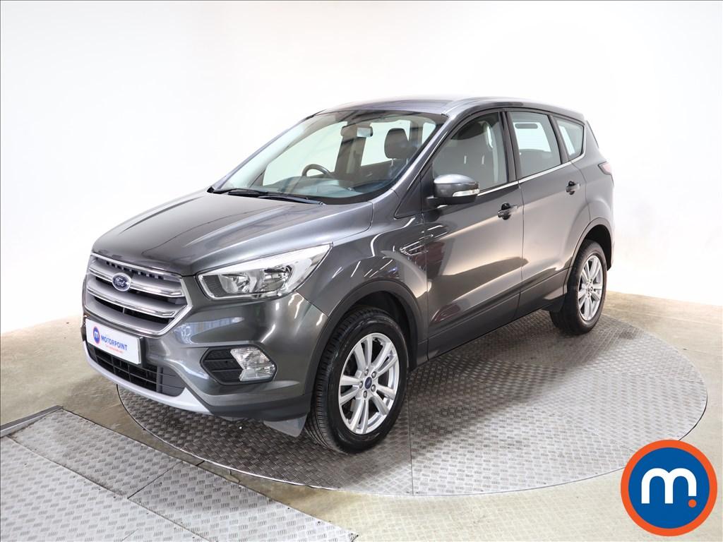 Ford Kuga Zetec - Stock Number 1149831 Passenger side front corner