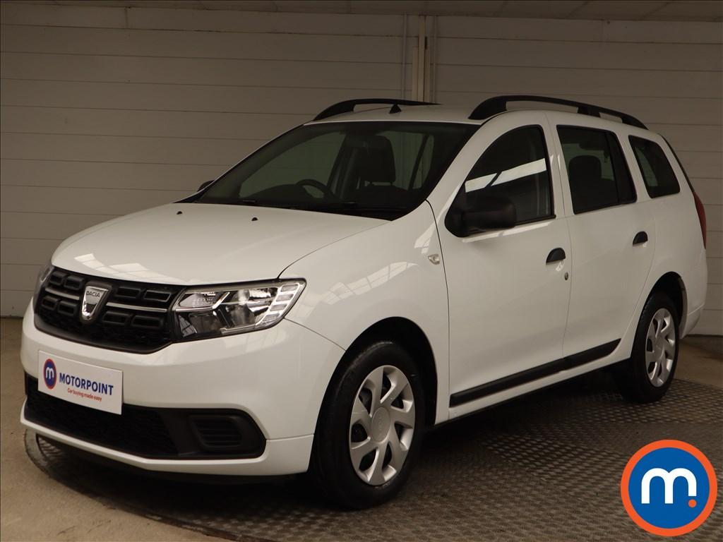 Dacia Logan Ambiance - Stock Number 1142616 Passenger side front corner