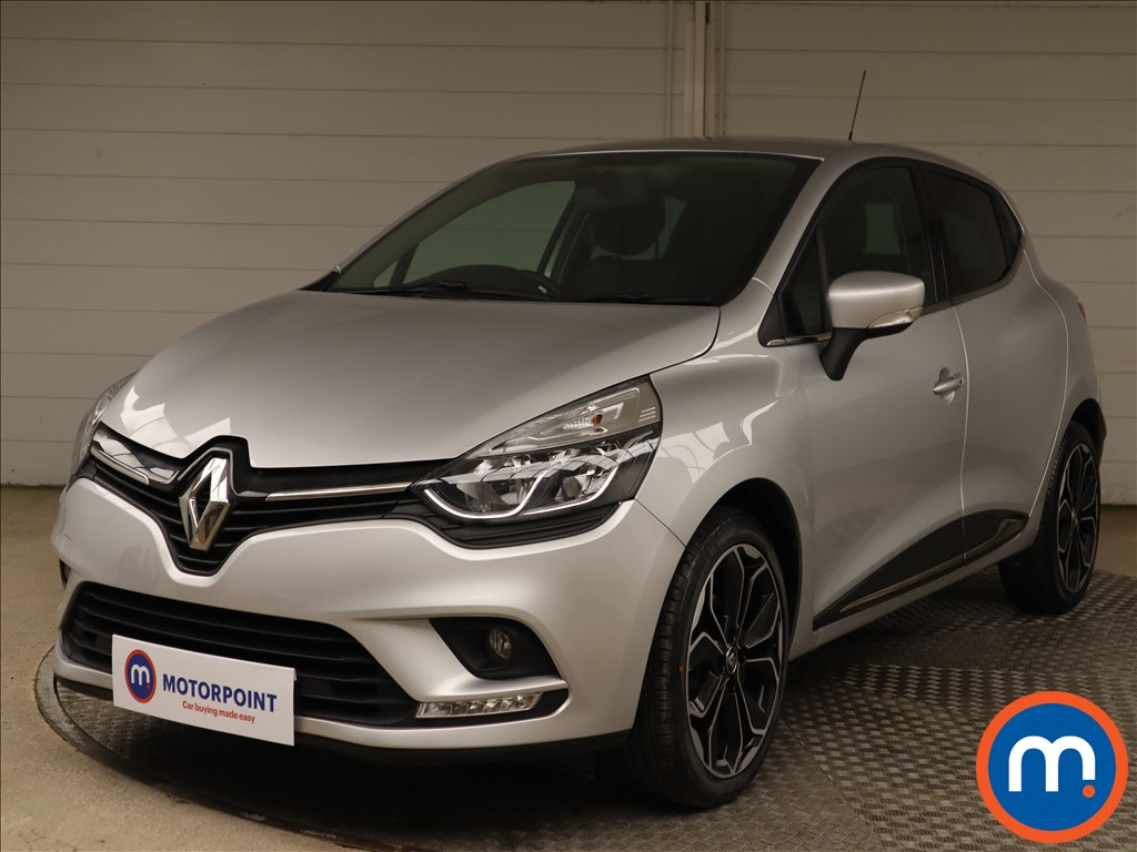 Renault Clio 0.9 TCE 90 Iconic 5dr - Stock Number 1149412 Passenger side front corner