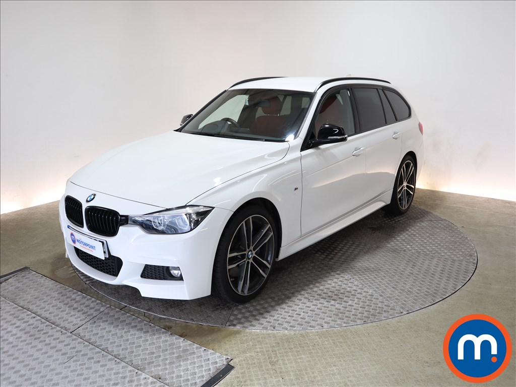 BMW 3 Series 320i M Sport Shadow Edition 5dr Step Auto - Stock Number 1145876 Passenger side front corner
