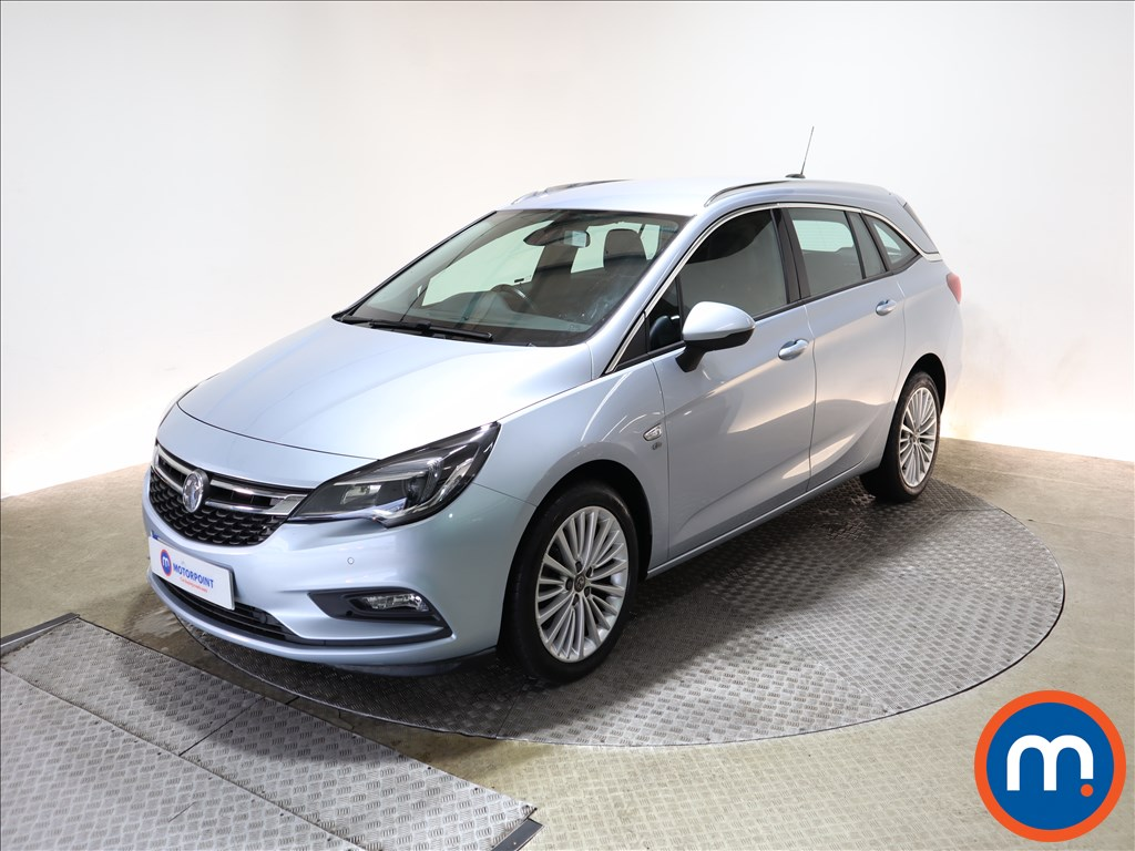 Vauxhall Astra 1.6 CDTi 16V 136 Elite 5dr - Stock Number 1147272 Passenger side front corner