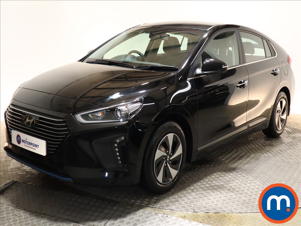 Hyundai Ioniq 1.6 GDi Hybrid Premium SE 5dr DCT - Stock Number 1146820 Passenger side front corner