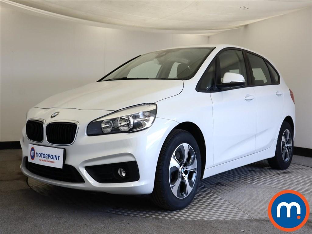 BMW 2 Series 218i SE 5dr [Nav] - Stock Number 1149028 Passenger side front corner