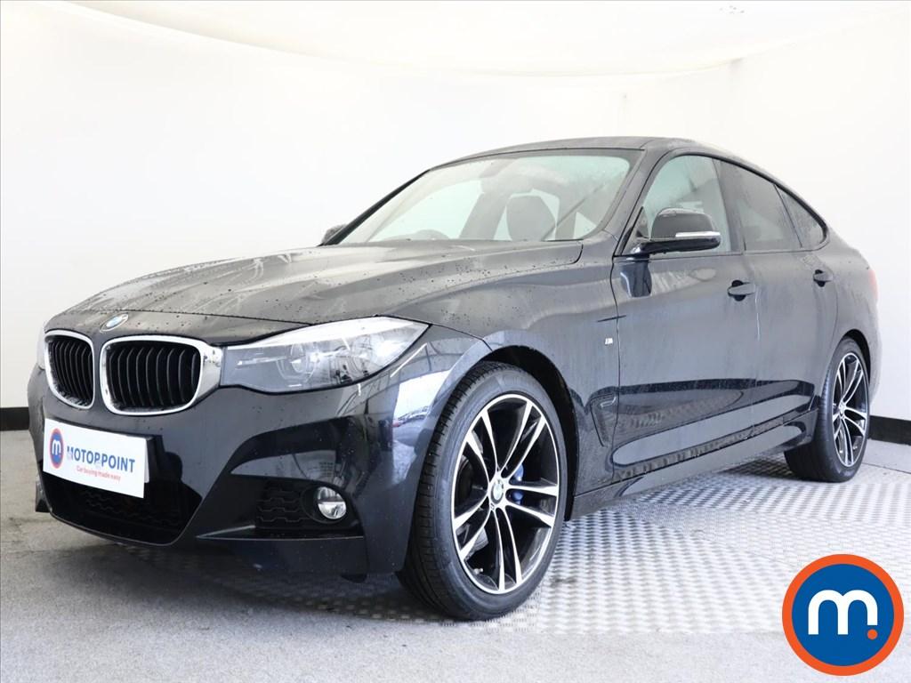 BMW 3 Series 320i M Sport 5dr Step Auto [Business Media] - Stock Number 1150929 Passenger side front corner