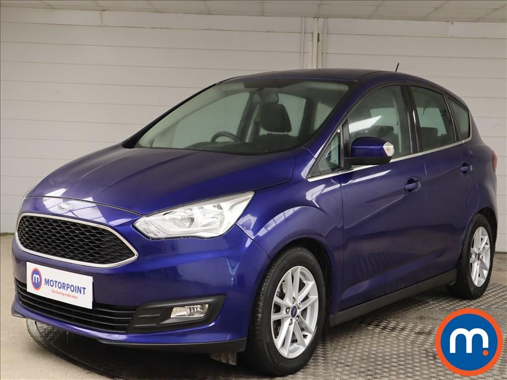 Ford C-Max Zetec - Stock Number 1146511 Passenger side front corner