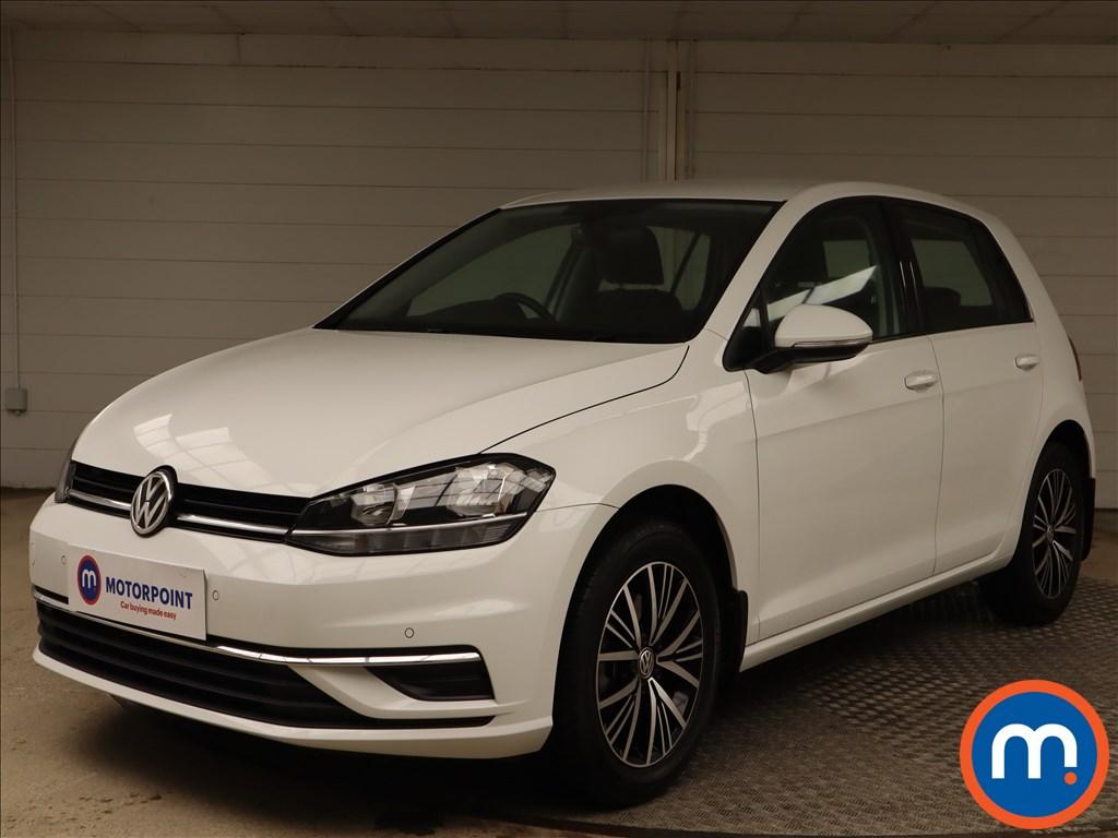 Volkswagen Golf 1.5 TSI EVO 150 SE [Nav] 5dr - Stock Number 1150053 Passenger side front corner