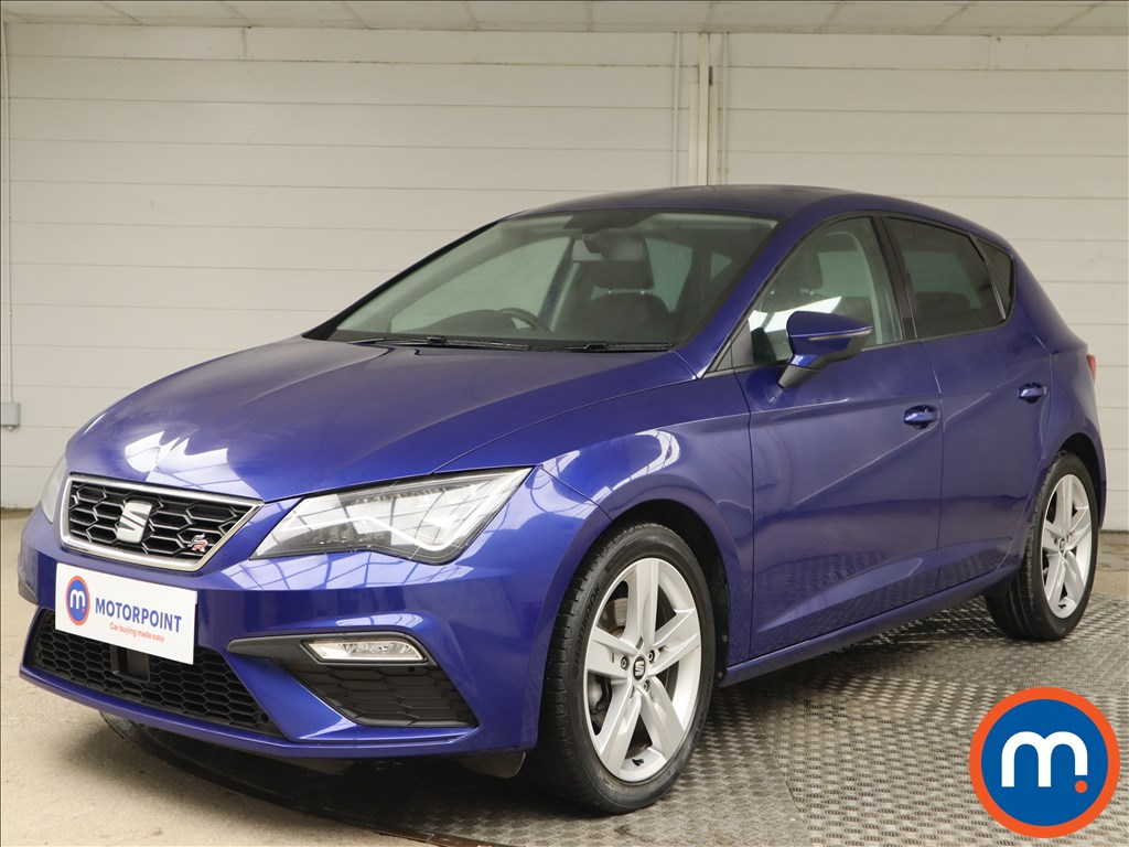 Seat Leon 1.4 TSI 125 FR Technology 5dr - Stock Number 1146414 Passenger side front corner