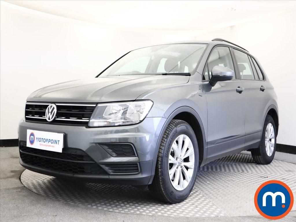 Volkswagen Tiguan S - Stock Number 1143722 Passenger side front corner